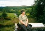 Mum on holiday
