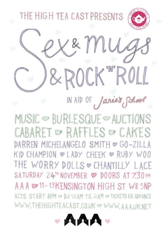 Sex and Mugs and Rock and Roll
